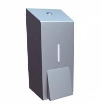 Диспенсер для мыла в картриджах Merida Stella Maxi DSM201 матовый металлик, 880мл