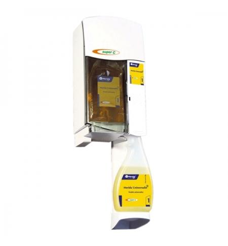 фото: Дозатор для заправки бутылок Merida Super C SC10 белый, 1.5л