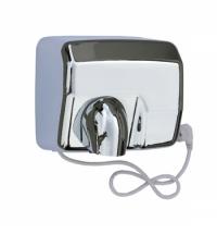 фото: Сушилка для рук Merida StarFlow 2300Вт 30м/с, полированный металлик, EIP101