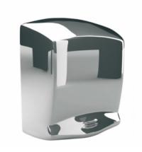 фото: Сушилка для рук Merida Optima 1640Вт 18м/с, полированный металлик, M99C