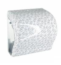 Диспенсер для полотенец в рулонах Merida Unique Lux Cut Charming Line Spark Maxi CUH357, глянцевый с