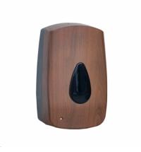 фото: Диспенсер для мыла в картриджах Merida Unique Eco Line Matt DUH527, сенсорный, матовый с рисунком, 7