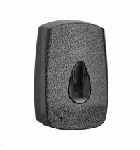фото: Диспенсер для мыла в картриджах Merida Unique Glamour Black Line Matt DUH519, сенсорный, матовый под