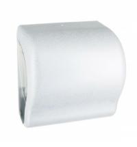 фото: Диспенсер для полотенец в рулонах Merida Unique Lux Cut Glamour White Line Matt Maxi CUH317, матовый