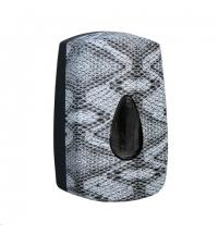 фото: Диспенсер для мыла в картриджах Merida Unique Luxury Line Matt DUH511, сенсорный, матовый под змеину