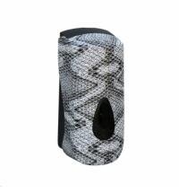 Диспенсер для мыла в картриджах Merida Unique Luxury Line Spark DUH261, глянцевый под змеиную кожу,