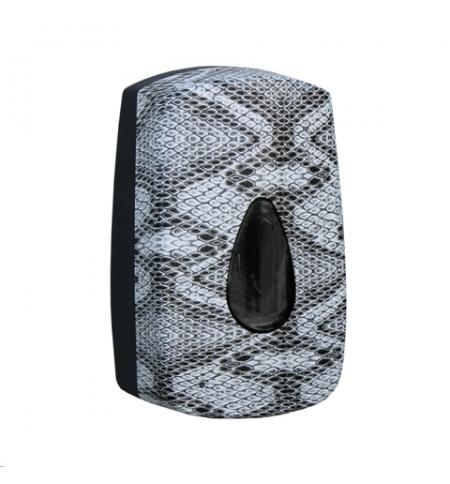 фото: Диспенсер для мыла в картриджах Merida Unique Luxury Line Spark DUH561, сенсорный, глянцевый под зме