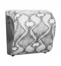 Диспенсер для полотенец в рулонах Merida Unique Lux Cut Luxury Line Matt Maxi CUH311, матовый под зм