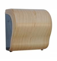 Диспенсер для полотенец в рулонах Merida Unique Lux Cut Scandinavian Line Matt Maxi CUH325, матовый