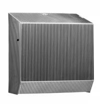 фото: Диспенсер для полотенец в рулонах Merida Inox Design Pinstripe Line Maxi CDP301, металлик с рисунком