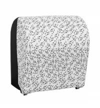 Диспенсер для полотенец в рулонах Merida Unique Solid Cut Charming Line Matt Maxi CUH308, матовый с