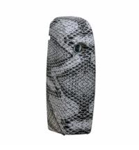 Диспенсер для освежителя воздуха Merida Unique Luxury Line Matt матовый под змеиную кожу, 270мл, с Ж