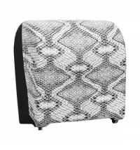 Диспенсер для полотенец в рулонах Merida Unique Solid Cut Luxury Line Matt Maxi CUH312, матовый под