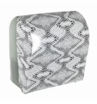 Диспенсер для полотенец в рулонах Merida Unique Solid Cut Luxury Line Spark Maxi CUH362, глянцевый п