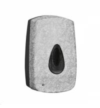 фото: Диспенсер для мыла в картриджах Merida Unique Palace Line Spark DUH553, сенсорный, глянцевый с рисун