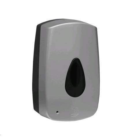 фото: Диспенсер для мыла в картриджах Merida Unique Silver Line DUS501, сенсорный, матовый металлик, 700мл
