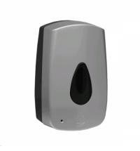 Диспенсер для мыла в картриджах Merida Unique Silver Line DUS551, сенсорный, глянцевый металлик, 700
