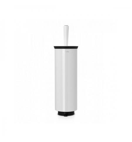 фото: Ершик для унитаза Merida белый, настенный с подставкой, TAS00