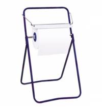 Держатель для бумажных полотенец Merida ST1N, синий, металлический