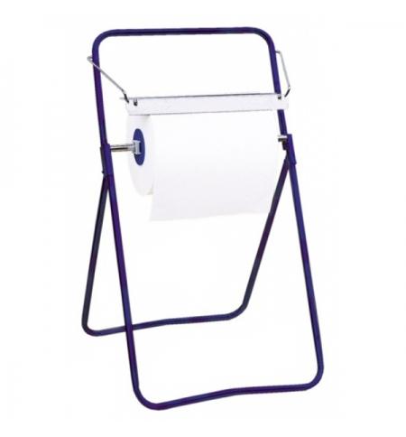 фото: Держатель для бумажных полотенец Merida ST1N, синий, металлический