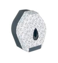 фото: Диспенсер для туалетной бумаги в рулонах Merida Unique Charming Line Spark BUH257, глянцевый с рисун