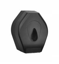 Диспенсер для туалетной бумаги в рулонах Merida Unique Exclusive Carbon Line Matt BUH221, матовый с