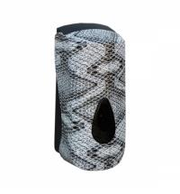 фото: Диспенсер для мыла в картриджах Merida Unique Luxury Line Matt DUH211, матовый под змеиную кожу, 700