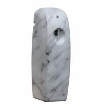 фото: Диспенсер для освежителя воздуха Merida Unique Marble Line Matt матовый с рисунком, 270мл, с ЖК-дисп