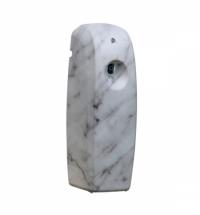 фото: Диспенсер для освежителя воздуха Merida Unique Marble Line Spark глянцевый с рисунком, 270мл, с ЖК-д