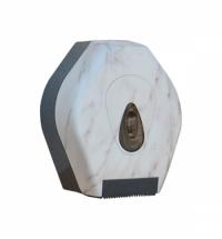 фото: Диспенсер для туалетной бумаги в рулонах Merida Unique Marble Line Matt BUH209, матовый под мрамор