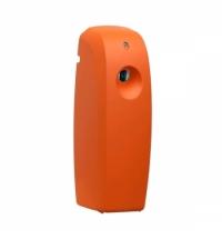 фото: Диспенсер для освежителя воздуха Merida Unique Orange Line Spark глянцевый оранжевый, 270мл, с ЖК-ди