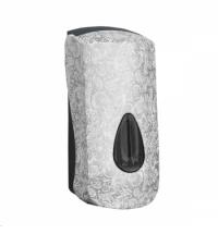 Диспенсер для мыла в картриджах Merida Unique Palace Line Spark DUH253, глянцевый с рисунком, 700мл