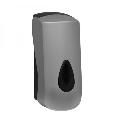 фото: Диспенсер для мыла в картриджах Merida Unique Silver Line DUS201, матовый металлик, 700мл