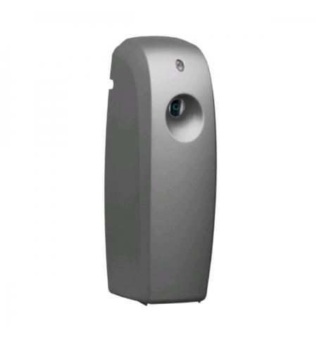 фото: Диспенсер для освежителя воздуха Merida Unique Silver Line матовый металлик, 270мл, с ЖК-дисплеем, G
