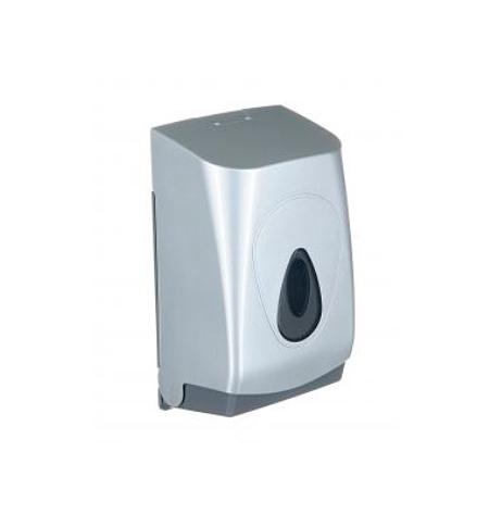фото: Диспенсер для туалетной бумаги листовой Merida Unique Silver Line глянцевый металлик, BUS451