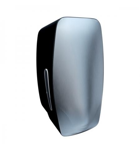 фото: Диспенсер для мыла наливной Merida Mercury DMC101, черный, 800мл