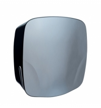 Диспенсер для полотенец листовых Merida Mercury Maxi AMC101, черный