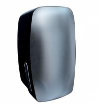 фото: Диспенсер для туалетной бумаги листовой Merida Mercury BMC401, черный