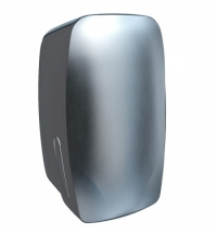 фото: Диспенсер для туалетной бумаги листовой Merida Mercury BMS401, серый