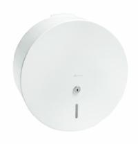 фото: Диспенсер для туалетной бумаги в рулонах Merida Stella White Maxi BSB102, белый