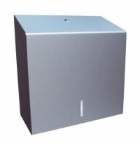 Диспенсер для полотенец листовых Merida Stella Maxi ASM101, матовый металлик
