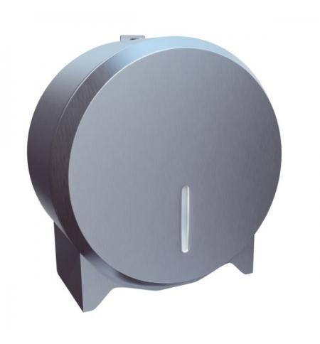 фото: Диспенсер для туалетной бумаги в рулонах Merida Stella Mini BSM201, матовый металлик