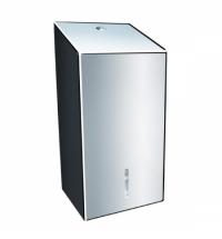 Диспенсер для туалетной бумаги листовой Merida Stella BSP401, полированный металлик
