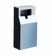 Контейнер для диспенсера Merida Stella GSP003, для освежителя воздуха, полированный металлик