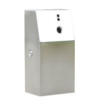 фото: Контейнер для диспенсера Merida Stella GSP018, для освежителя воздуха, полированный металлик