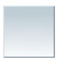 фото: Зеркало Merida GIP162, без фаски, антивандальное, 60х60см