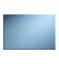 Зеркало настенное Merida GIP160, без фаски, антивандальное, 60х40см