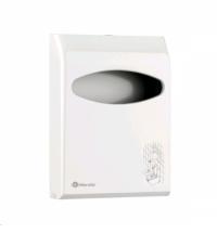 Диспенсер для покрытий на унитаз Merida GJB001, пластиковый