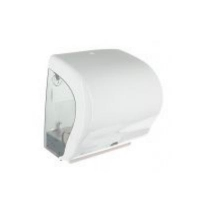 фото: Диспенсер для полотенец в рулонах Merida Automatic Lux Cut Maxi CJB503, белый