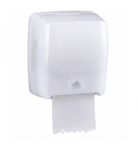 фото: Диспенсер для полотенец в рулонах Merida Harmony Bluetooth, CHB501, белый, сенсорный